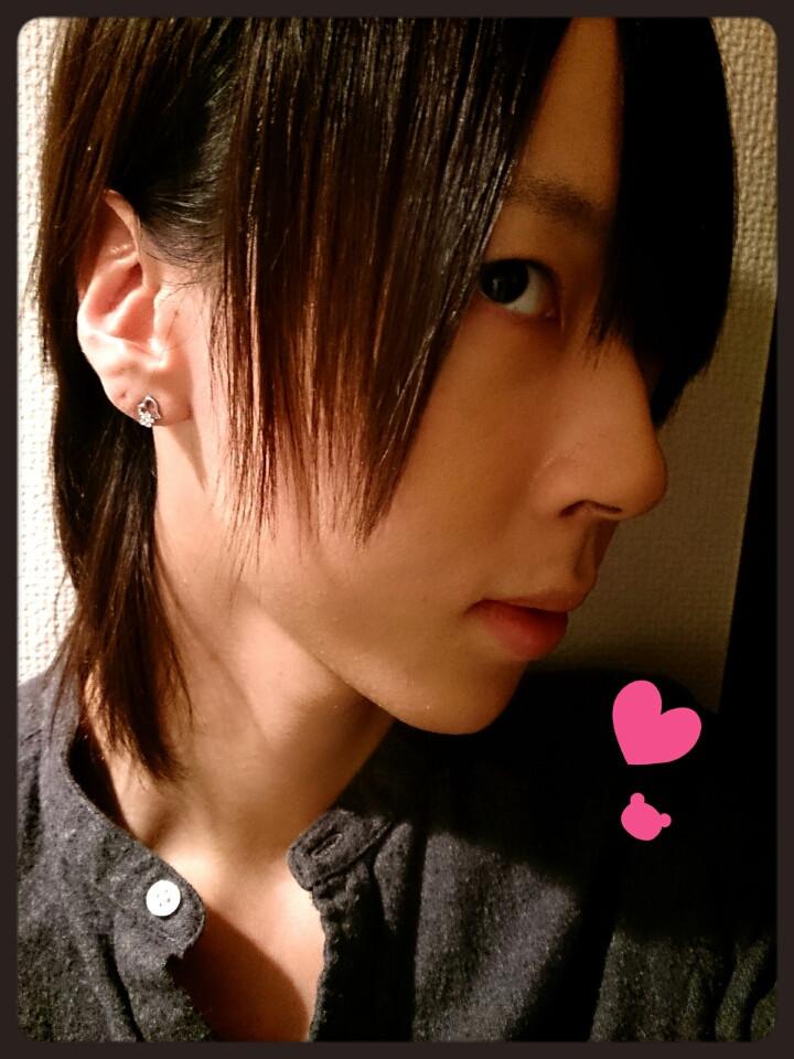 Rukiの横顔