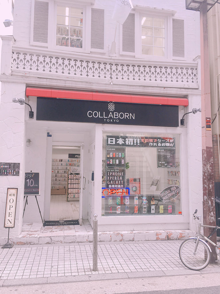 COLLABORN TOKYO アメリカ村店